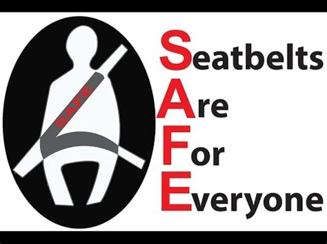 Why you should wear a seatbelt essay